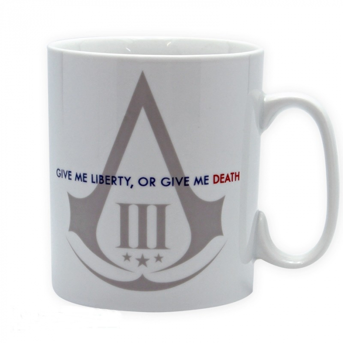 Cana Assassin's Creed 3 Give Me Liberty or Give Me Death 1