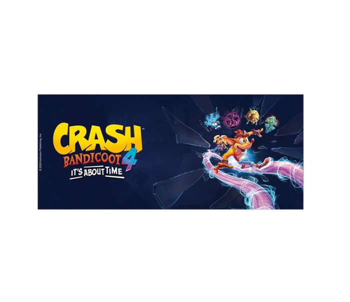 Cana Crash Bandicoot - It's About Time 2