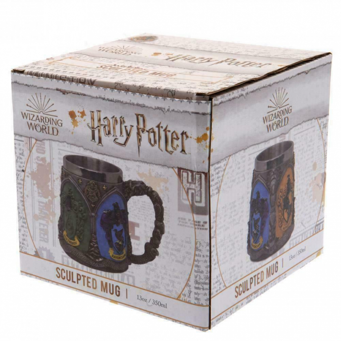Cana Harry Potter - Hogwarts Houses, 350 ml 2