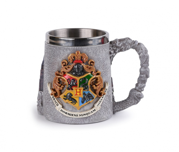 Cana Harry Potter - Hogwarts School, 350 ml 0