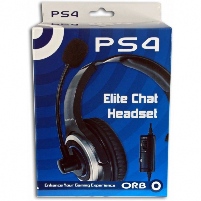 Casti Orb Elite Gaming Headset Ps4 7