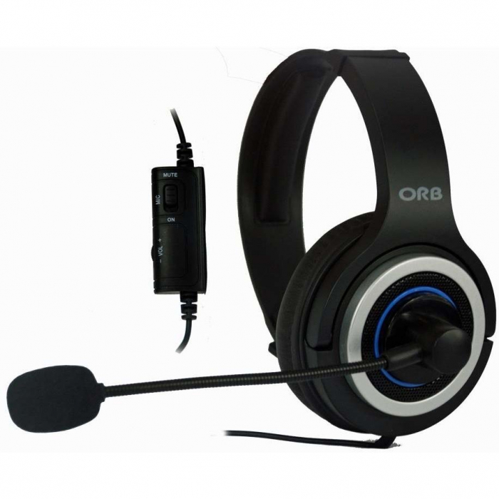 Casti Orb Elite Gaming Headset Ps4 0