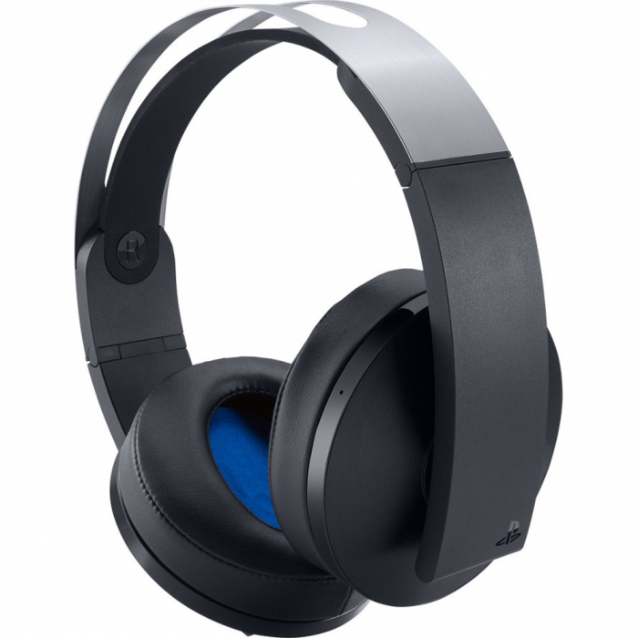Casti Sony, Wireless stereo, pentru Playstation 4, Platinum 0