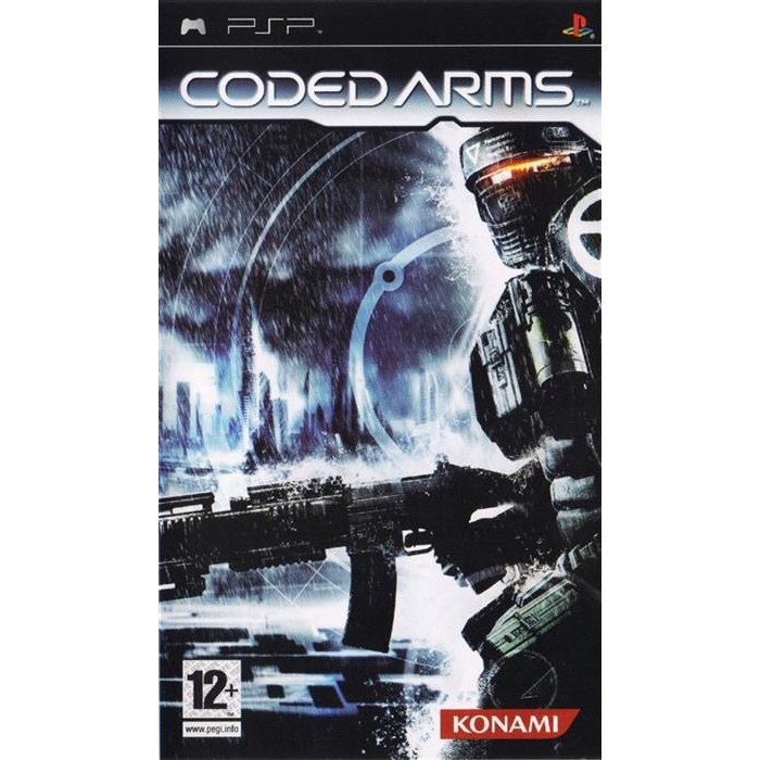 Coded Arms PSP [0]