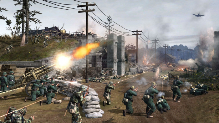 Joc Company of Heroes 2 All Out War Edition PC 1