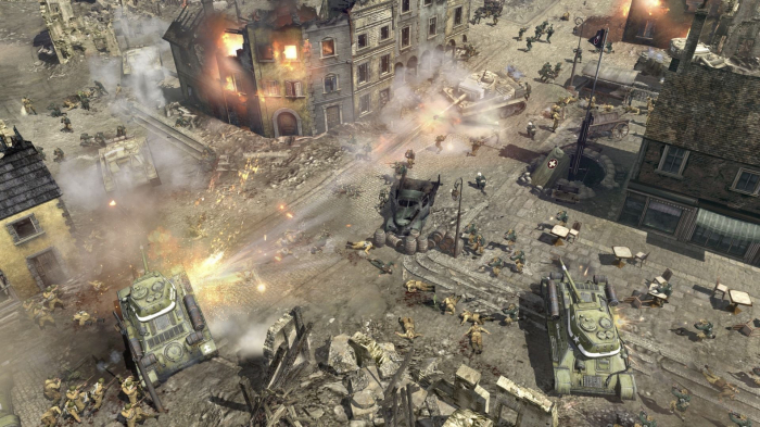 Joc Company of Heroes 2 All Out War Edition PC 3