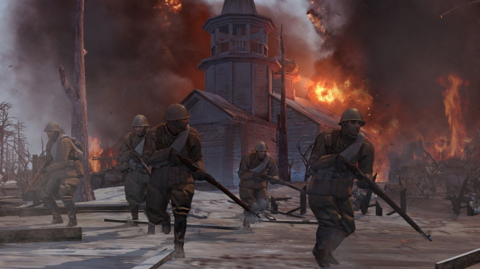 Joc Company of Heroes 2 All Out War Edition PC 5