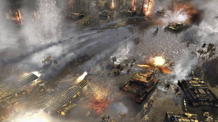 Joc Company of Heroes 2 All Out War Edition PC 6