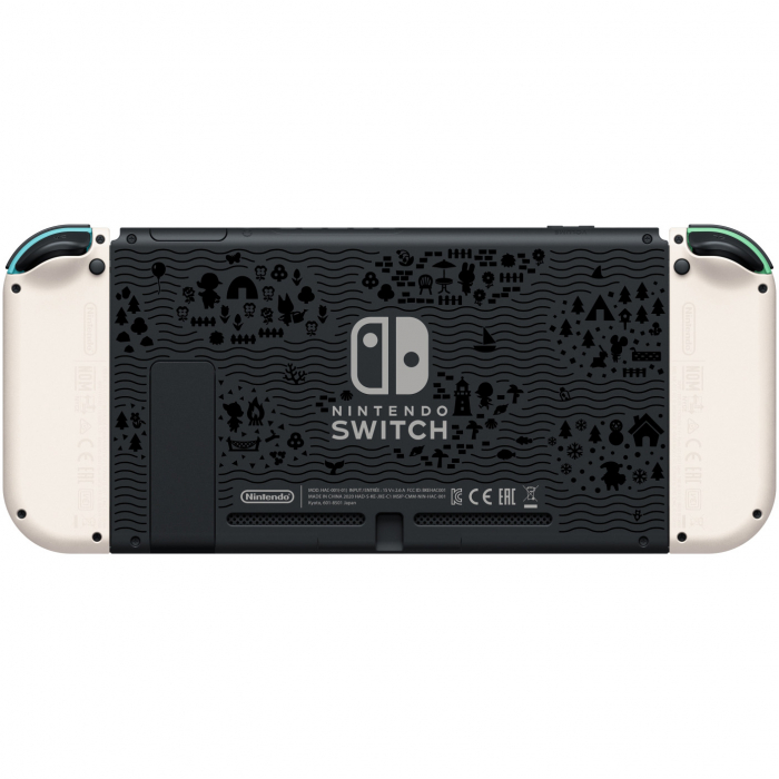 Consola NINTENDO SWITCH (WITH PASTEL GREEN & BLUE JOY-CONS) + Animal Crossing: New Horizons 2
