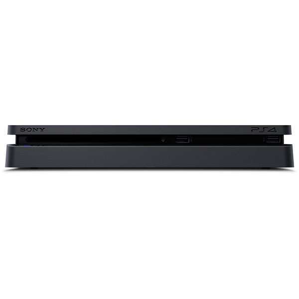 Consola SONY Playstation 4 Slim, 1TB, Jet Black + God of War HITS + Horizon Zero Dawn Complete Edition HITS + The Last of Us Remastered HITS 6