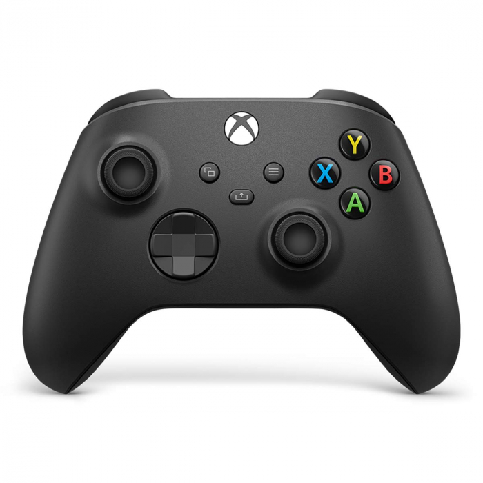 Controller Xbox One, X series, PC, Wireless, Negru Carbon 0
