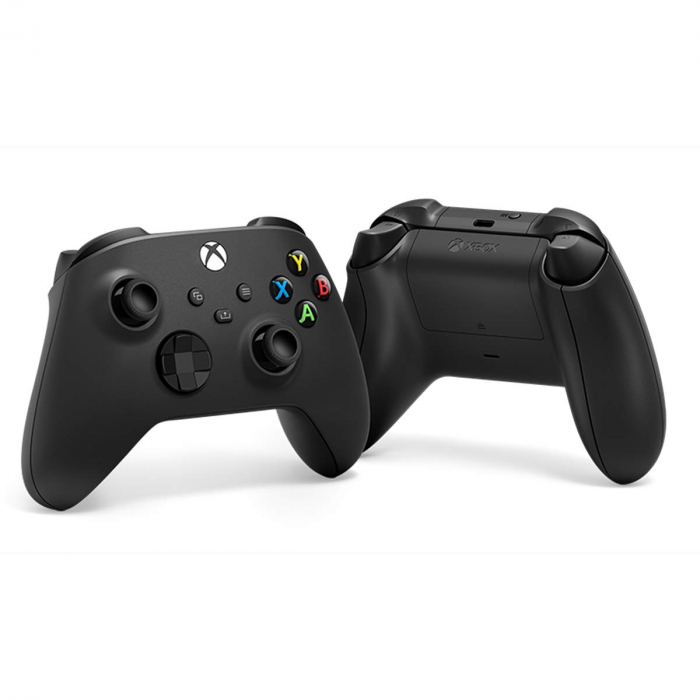 Controller Xbox One, X series, PC, Wireless, Negru Carbon 1
