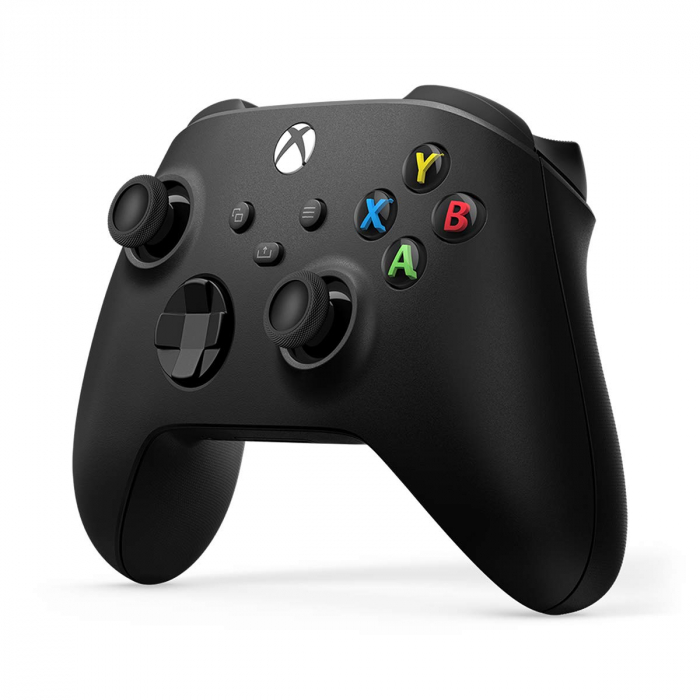 Controller Xbox One, X series, PC, Wireless, Negru Carbon 4