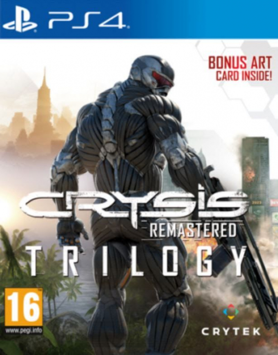 Crysis Remastered Trilogy PS4 [0]