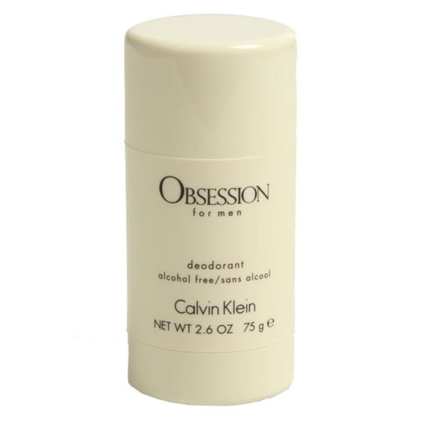 Deodorant stick Calvin Klein, Obsession, Barbati, 75 ml 0