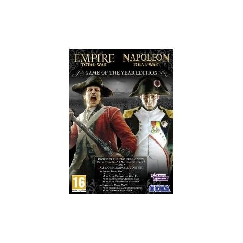 Empire And Napoleon Total War Goty Edition Pc 0