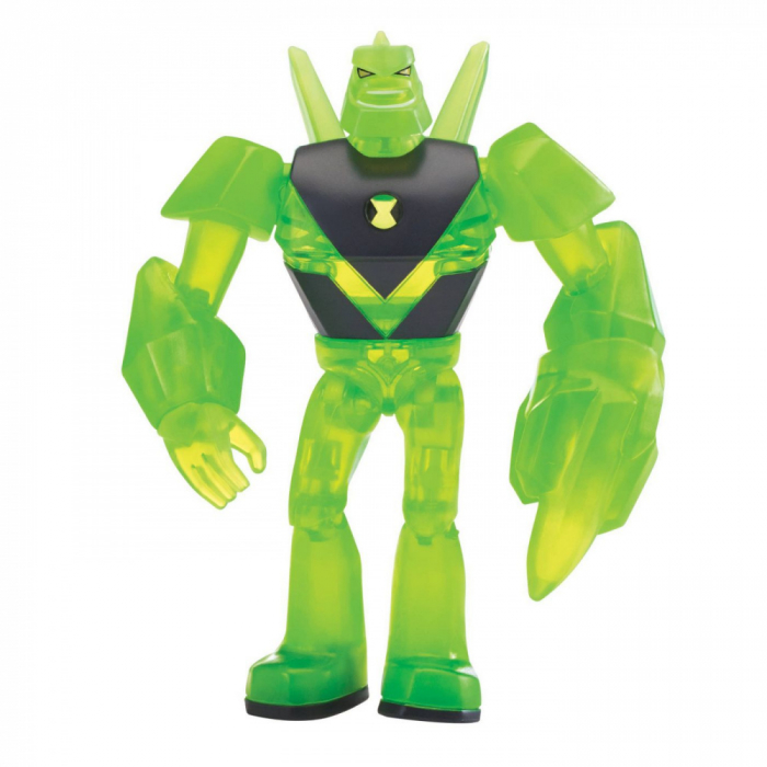 Figurina Ben 10 - Cap de Diamant Out of the Omnitrix 0