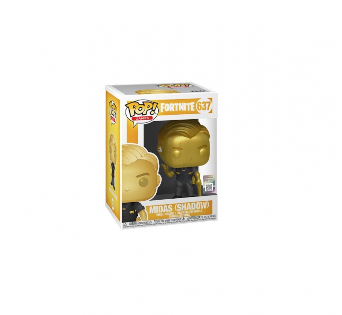 Figurina Funko POP! Games: Fortnite - Midas (Shadow) 1