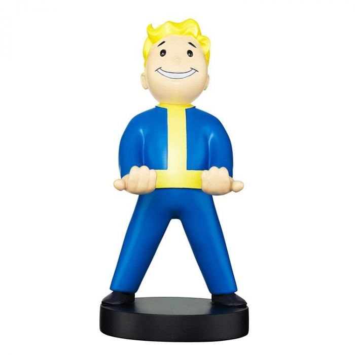 Figurina Suport Fallout Vault Boy 76 Cable Guy 0