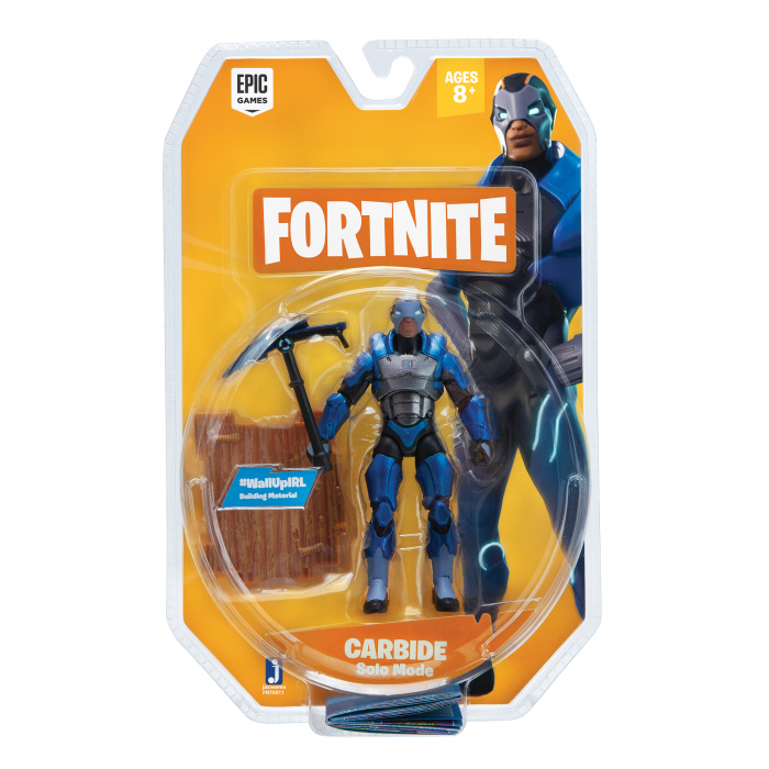 FORTNITE - Carbide, figurina 10 cm 0