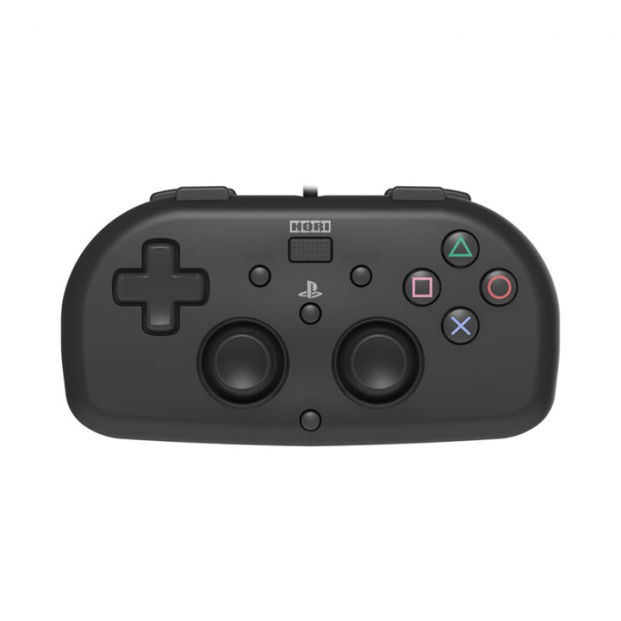 Gamepad HORIPAD MINI pentru Playstation 4, Black 0
