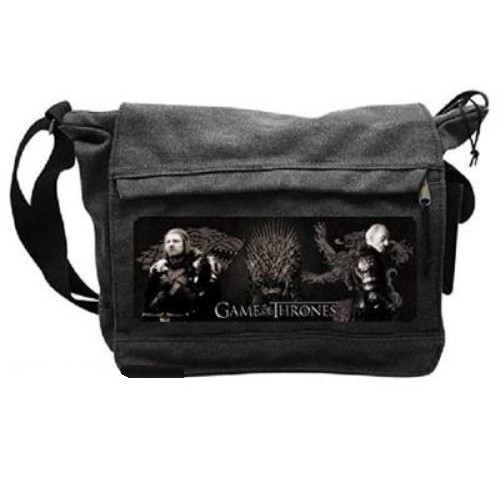 Geanta Game Of Thrones Messenger Bag Eddard And Tywin Big Size 0