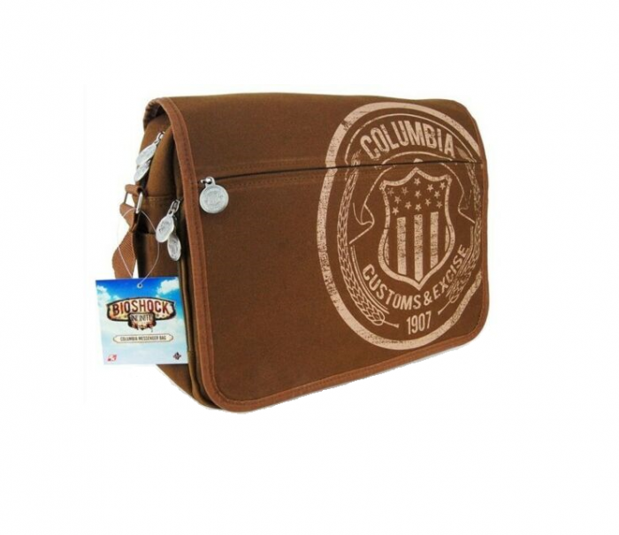 Geanta Mesager Bioshock Infinite Columbia Messenger Bag 0