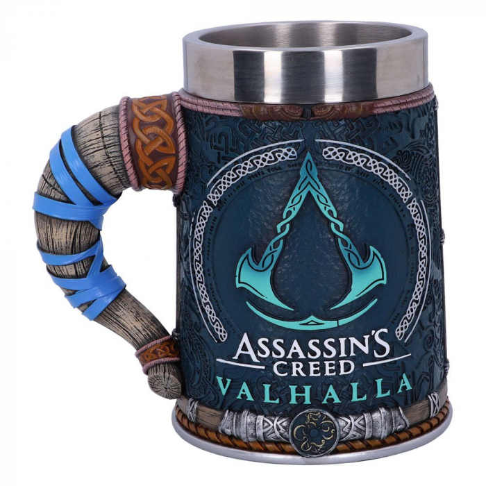 Halba Assassin's Creed - The Creed Valhalla Tankard 15.5 cm 2