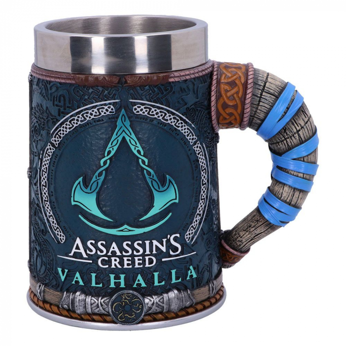Halba Assassin's Creed - The Creed Valhalla Tankard 15.5 cm 0