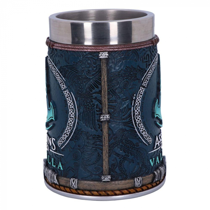 Halba Assassin's Creed - The Creed Valhalla Tankard 15.5 cm 3