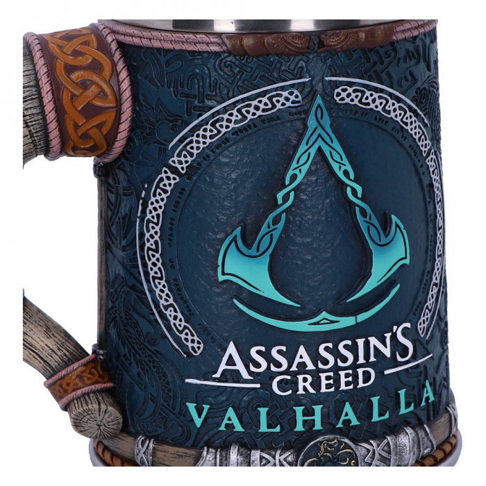 Halba Assassin's Creed - The Creed Valhalla Tankard 15.5 cm 5