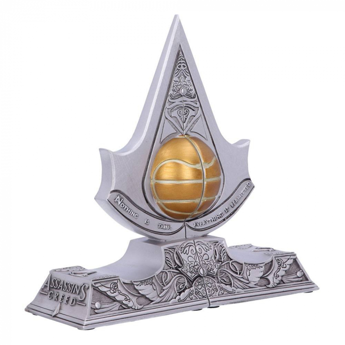 Suport lateral de carti / bookend Assassin's Creed Apple of Eden 18 cm 1