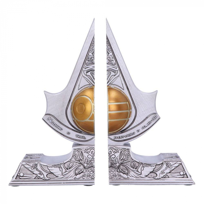 Suport lateral de carti / bookend Assassin's Creed Apple of Eden 18 cm 3