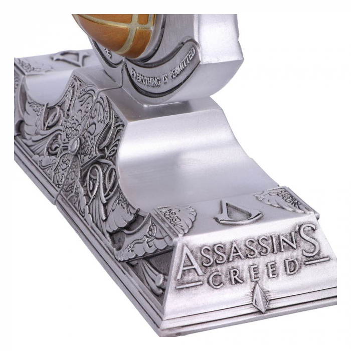 Suport lateral de carti / bookend Assassin's Creed Apple of Eden 18 cm 5