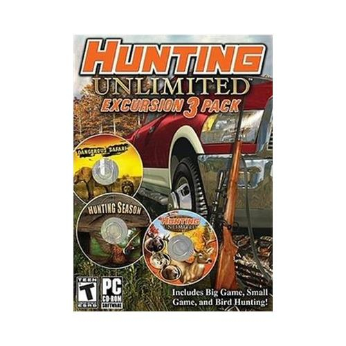 Hunting Unlimited Excursion Bonus 3 Pack Pc 0