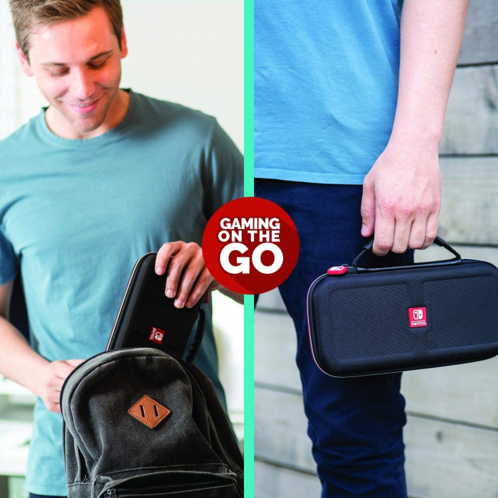 Husa Officially Licensed Game Traveller Deluxe Travel Case Nintendo Switch [5]