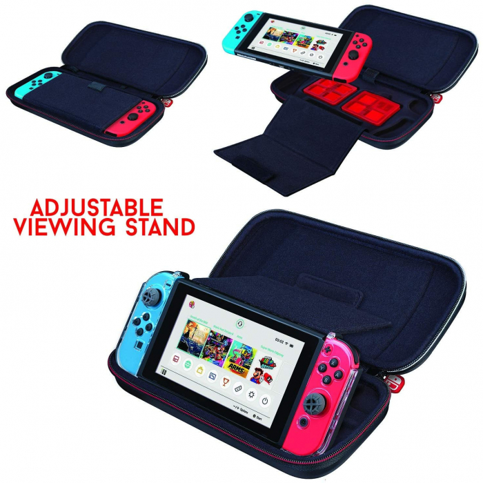 Husa Officially Licensed Game Traveller Deluxe Travel Case Nintendo Switch [1]