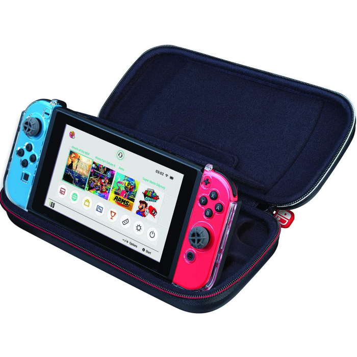 Husa Officially Licensed Game Traveller Deluxe Travel Case Nintendo Switch [6]