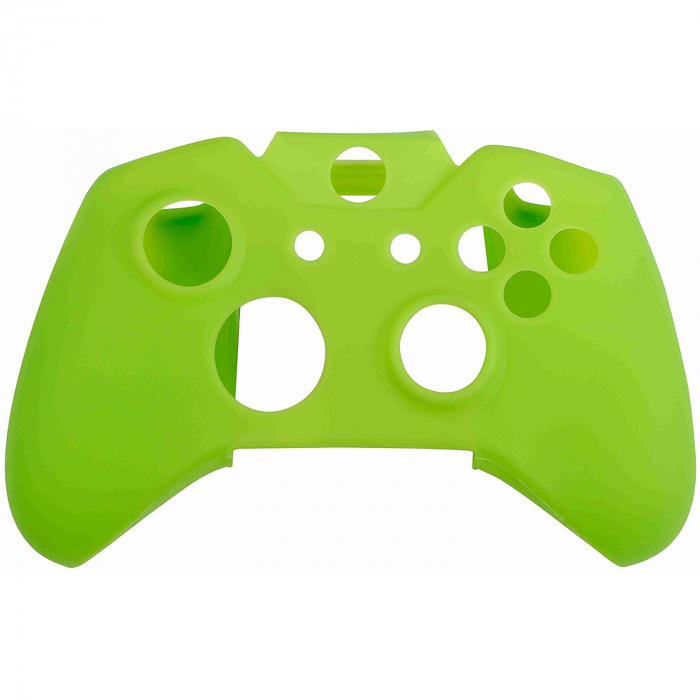 Husa Orb Xbox One Controller Silicone Skin Cover Green 0