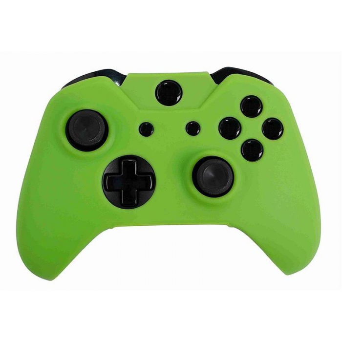 Husa Orb Xbox One Controller Silicone Skin Cover Green 1