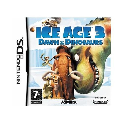 Ice Age 3 Dawn Of The Dinosaurs Nintendo Ds 0