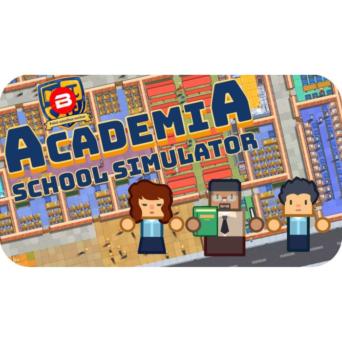Joc Academia School Simulator Steam Key Global PC (Cod Activare Instant) 0