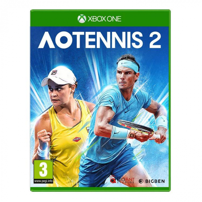 Joc Ao Tennis 2 Xbox One 0