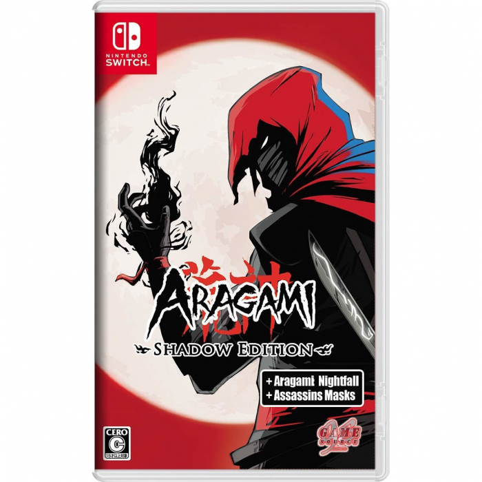 Joc Aragami Shadow Edition Nintendo Switch 0