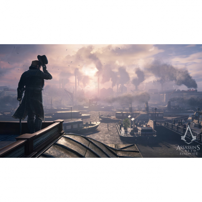 Joc Assassins Creed: Syndicate - Special Edition + DLC: Industrial pentru Xbox ONE 1
