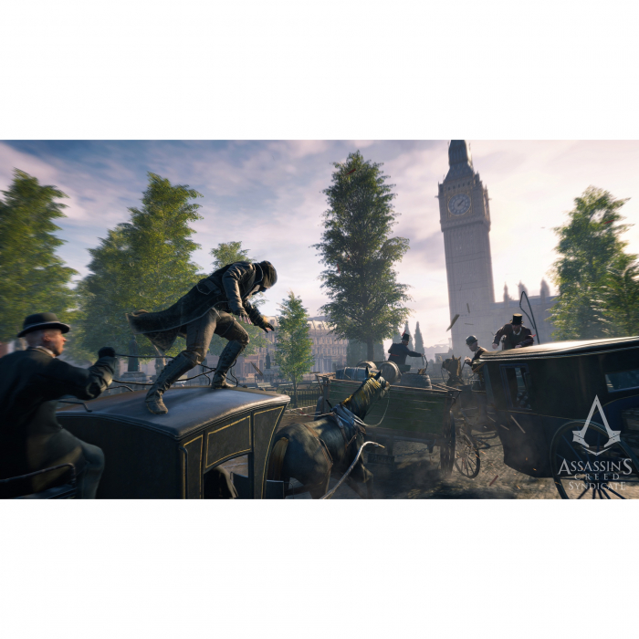 Joc Assassins Creed: Syndicate - Special Edition + DLC: Industrial pentru Xbox ONE 2