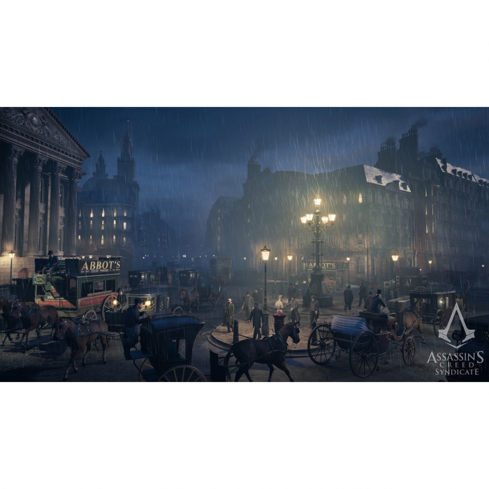 Joc Assassins Creed: Syndicate - Special Edition + DLC: Industrial pentru Xbox ONE 7