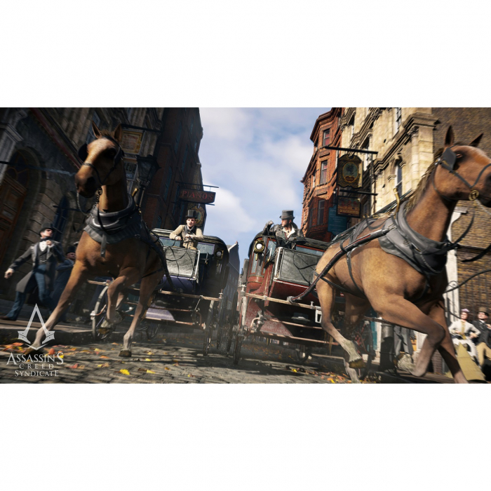 Joc Assassins Creed: Syndicate - Special Edition + DLC: Industrial pentru Xbox ONE 6