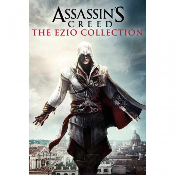 Joc Assassin's Creed Ezio Trilogy Uplay Key Global PC (Cod Activare Instant) 0