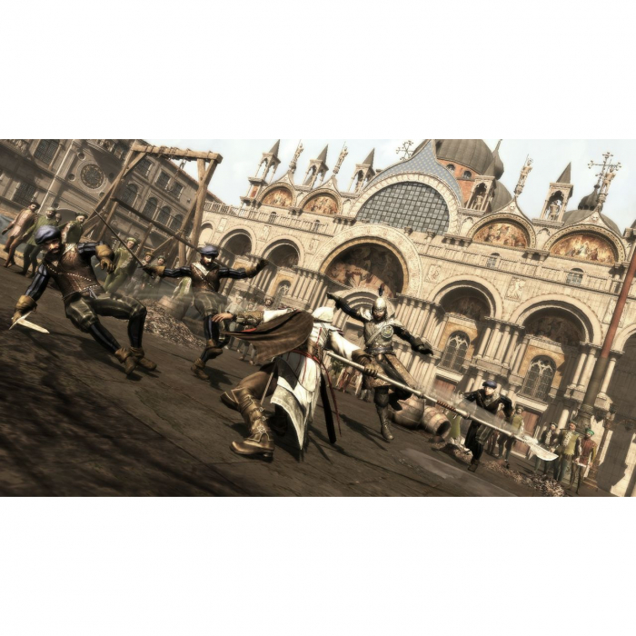 Joc Assassin's Creed II Deluxe Edition Uplay Key Global PC (Cod Activare Instant) 6
